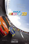 Nascar 3D: The IMAX Experience Movie Poster