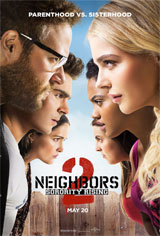 Neighbors 2: Sorority Rising Movie Poster