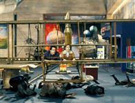 Night at the Museum: Battle of the Smithsonian Photo 22