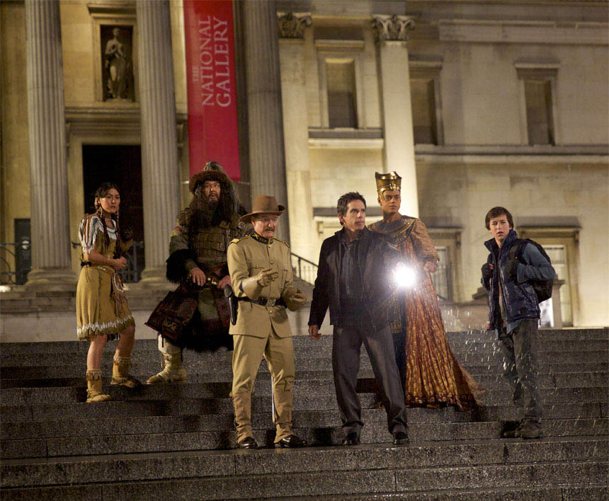 Night at the Museum: Secret of the Tomb Photo 8 - Large
