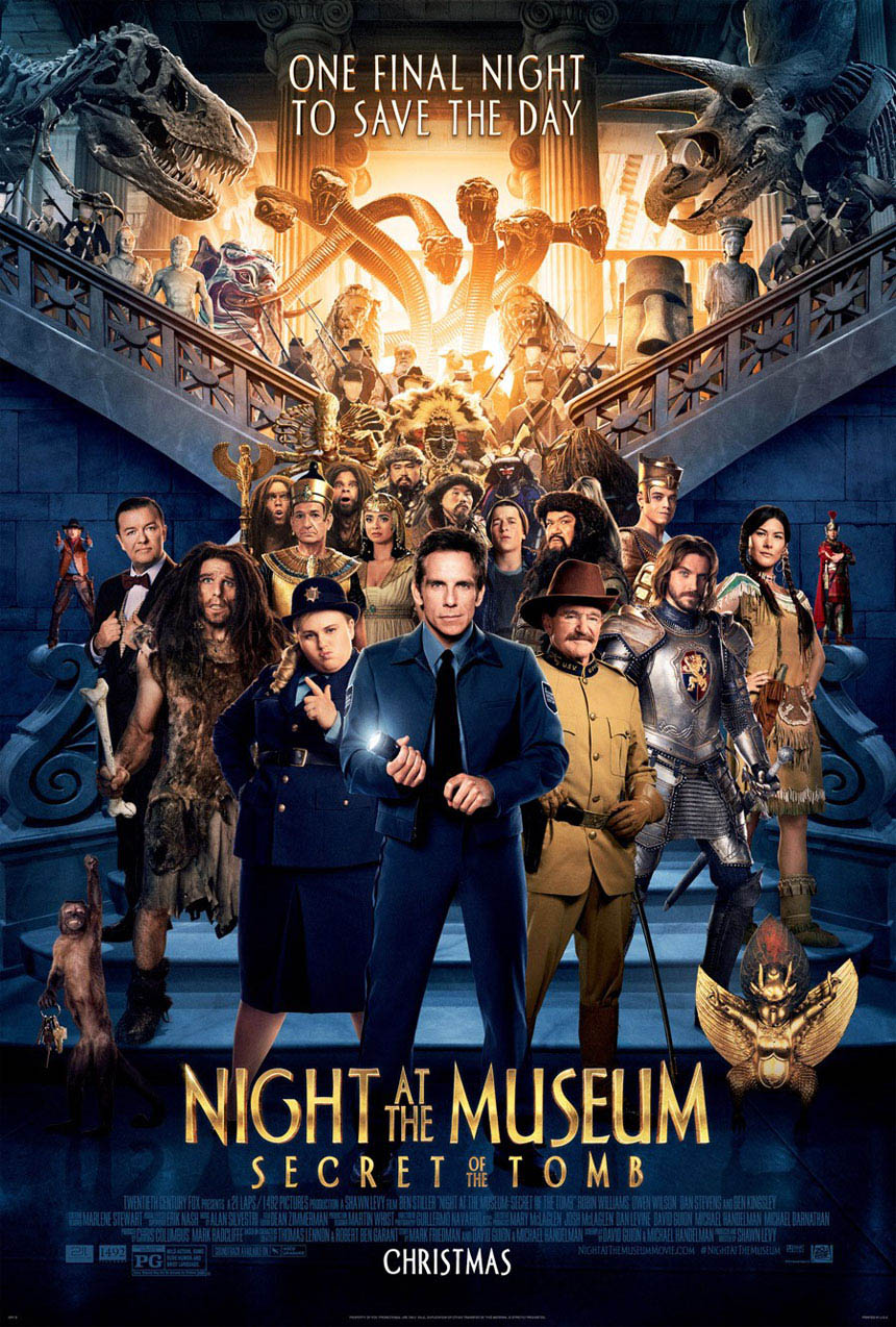 Night at the Museum: Secret of the Tomb Photo 11 - Large