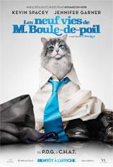 Les neuf vies de M. Boule-de-poil Poster