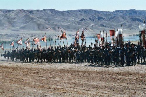 Nomad: The Warrior Photo 1 - Large