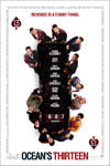 Danny Ocean 13 Movie Poster