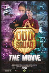 Odd Squad: The Movie Movie Poster