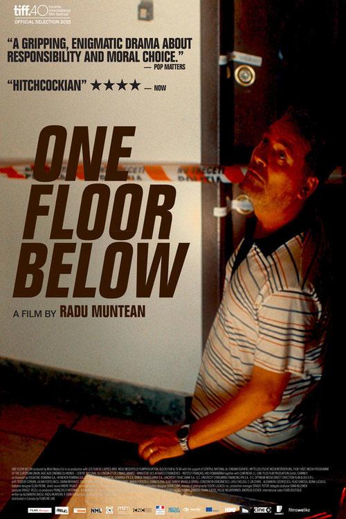 One Floor Below Large Poster