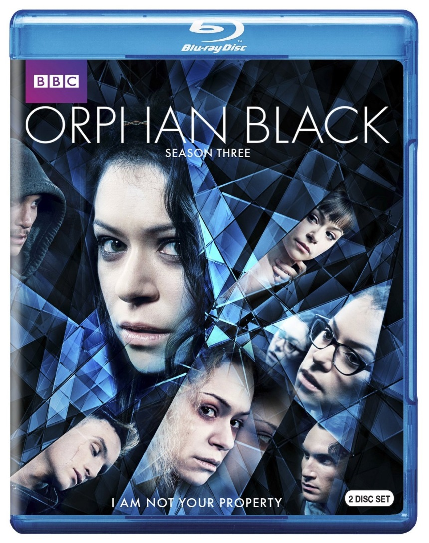 'Orphan Black' Season 3 Posters | Extras | Orphan Black ... |Orphan Black Season 3 Poster