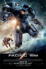 Pacific Rim movie info