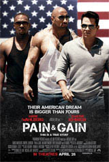 Pain & Gain movie info