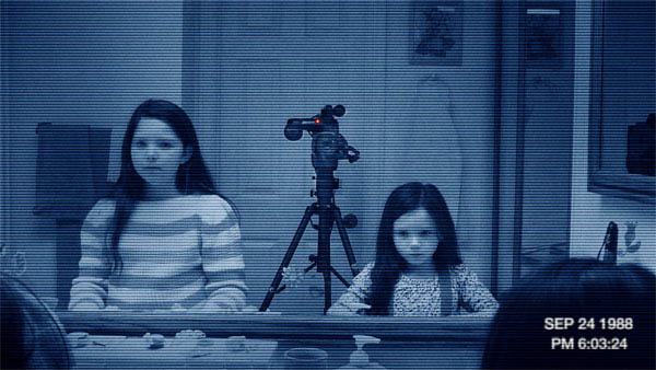 Paranormal Activity 3 Photo 1 - Large