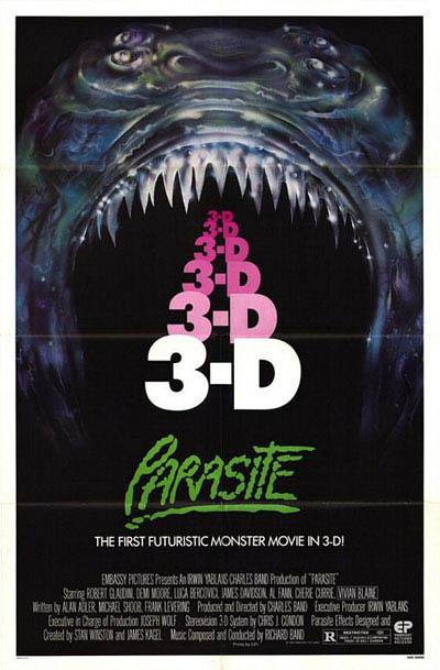 Parasite (3D) Photo 1 - Large