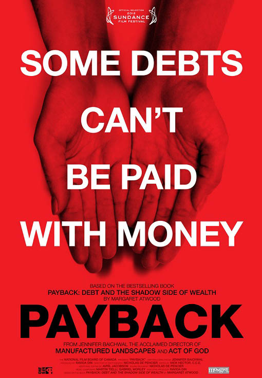 Payback Large Poster