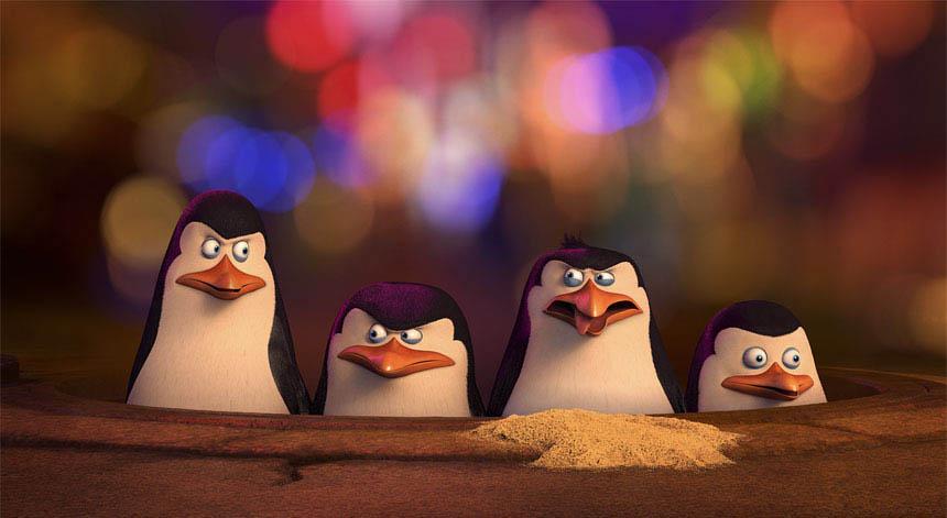 Penguins of Madagascar Photo 2 - Large