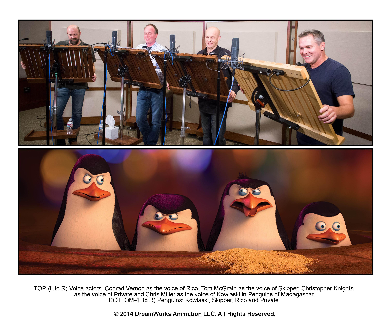 Penguins of Madagascar Photo 12 - Large