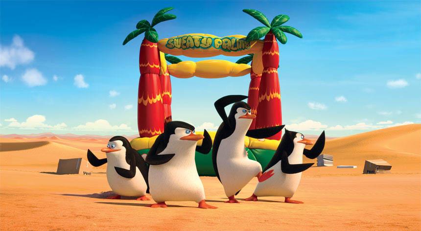 Penguins of Madagascar Photo 5 - Large