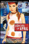 Pieces of April Movie Poster
