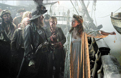 Pirates of the Caribbean: The Curse of the Black Pearl Photo 7 - Large