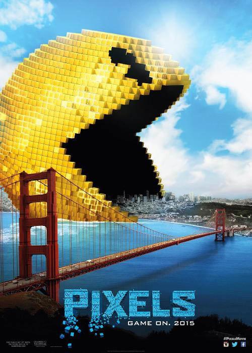 Pixels Photo 16 - Large