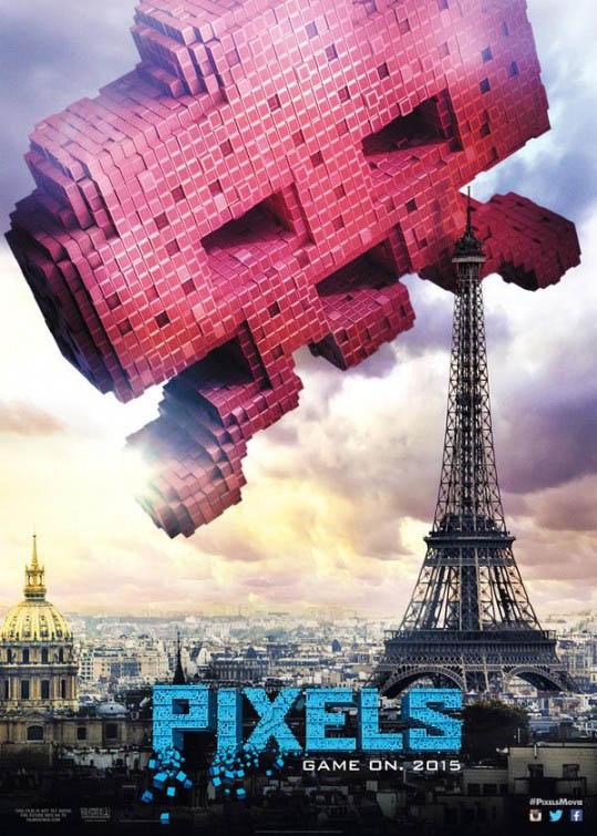 Pixels Photo 17 - Large