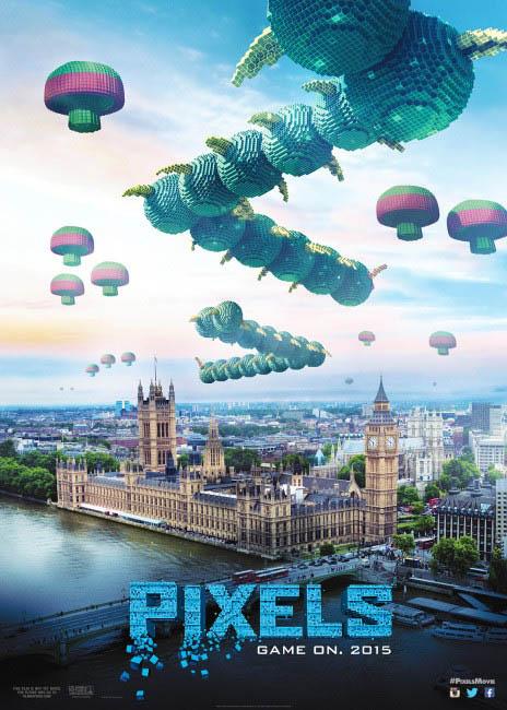 Pixels Photo 15 - Large
