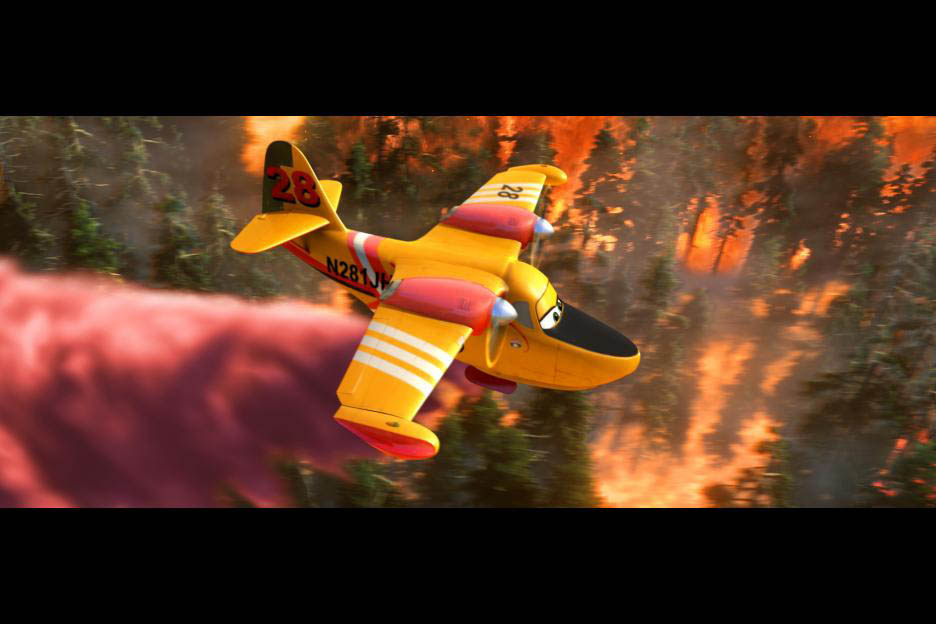 Planes: Fire & Rescue Photo 13 - Large