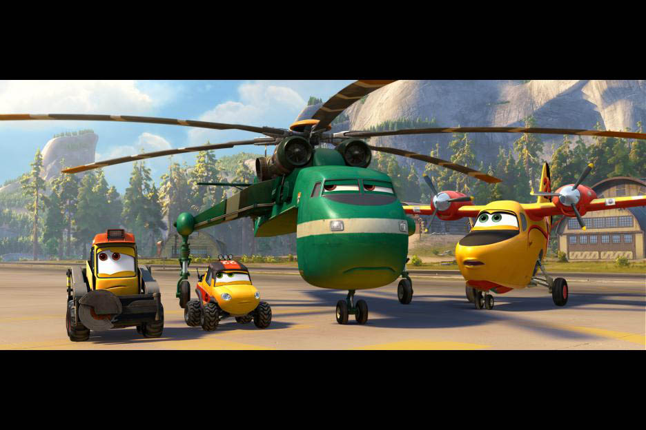 Planes: Fire & Rescue Photo 16 - Large