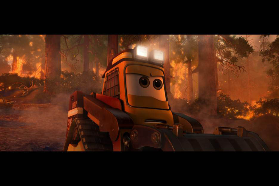 Planes: Fire & Rescue Photo 17 - Large