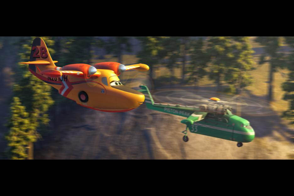 Planes: Fire & Rescue Photo 18 - Large
