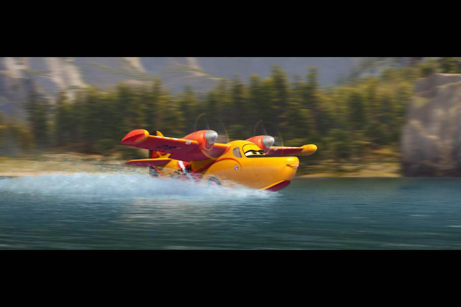 Planes: Fire & Rescue Photo 9 - Large