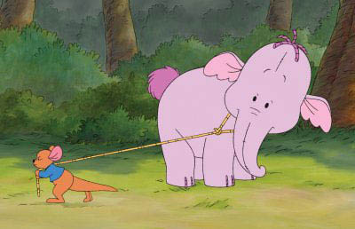 Pooh's Heffalump Movie Photo 4 - Large