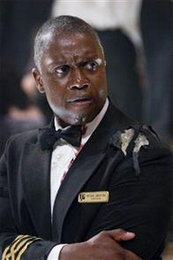 "ANDRE BRAUGHER as Captain Bradford in Warner Bros. Pictures' and Virtual Studios' action adventure ""Poseidon."""