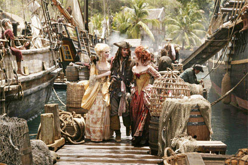Pirates of the Caribbean: At World's End Photo 25 - Large