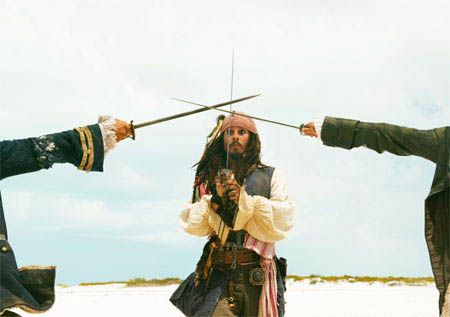 Pirates of the Caribbean: Dead Man's Chest (450X317)