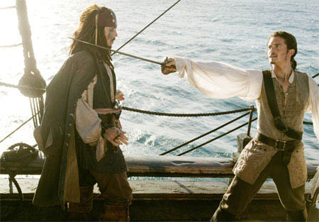 Pirates of the Caribbean: Dead Man's Chest (450X313)