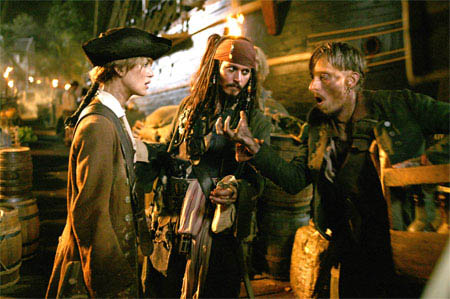 Pirates of the Caribbean: Dead Man's Chest (450X299)