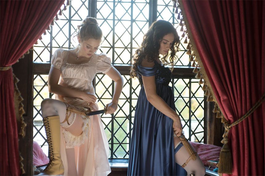 Pride and Prejudice and Zombies Photo 2 - Large