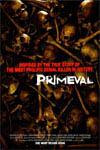 Primeval Movie Poster