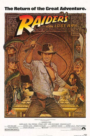 Raiders of the Lost Ark Photo 1 - Large