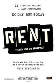 Rent: Filmed Live on Broadway Photo 11