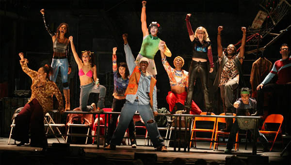 Rent: Filmed Live on Broadway Photo 8 - Large