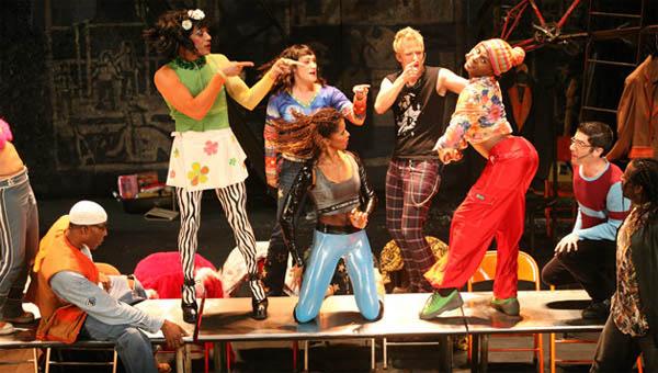 Rent: Filmed Live on Broadway Photo 9 - Large