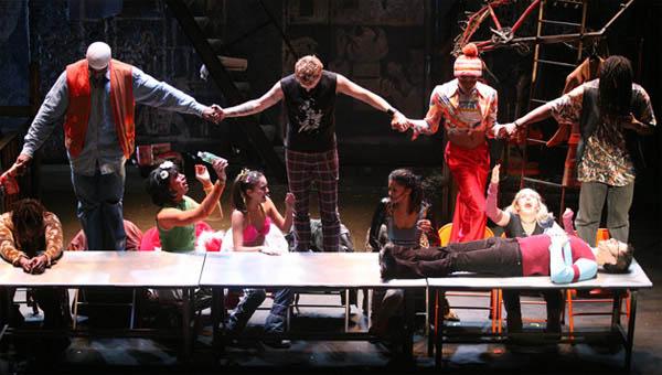 Rent: Filmed Live on Broadway Photo 5 - Large