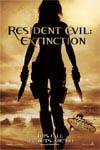 Resident Evil: Extinction Movie Poster