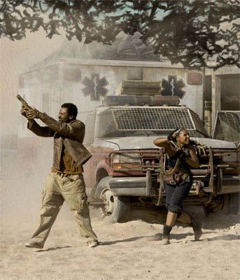 Resident Evil: Extinction Photo 15 - Large