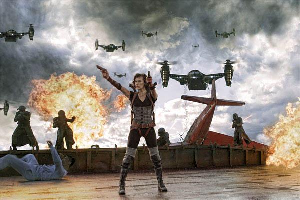 Resident Evil: Retribution Photo 1 - Large