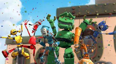 Robots (2005) Photo 13 - Large