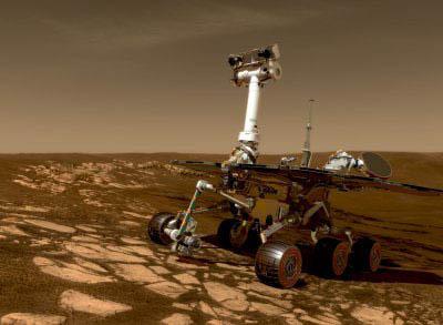 Roving Mars Photo 2 - Large