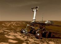 Roving Mars Photo 2