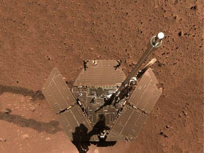 Roving Mars Photo 4 - Large