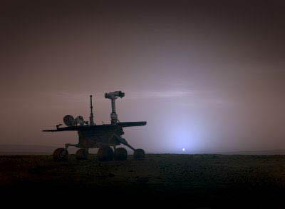 Roving Mars Photo 5 - Large